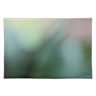 © P Wherrell Beautiful pastel abstract floral Placemat