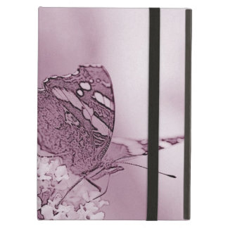 © P Wherrell Contemporary butterfly on buddleia iPad Case