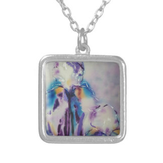© P Wherrell Contemporary fine art irises Custom Jewelry