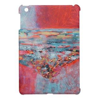 © P Wherrell Contemporary fine art sea abstract Cover For The iPad Mini