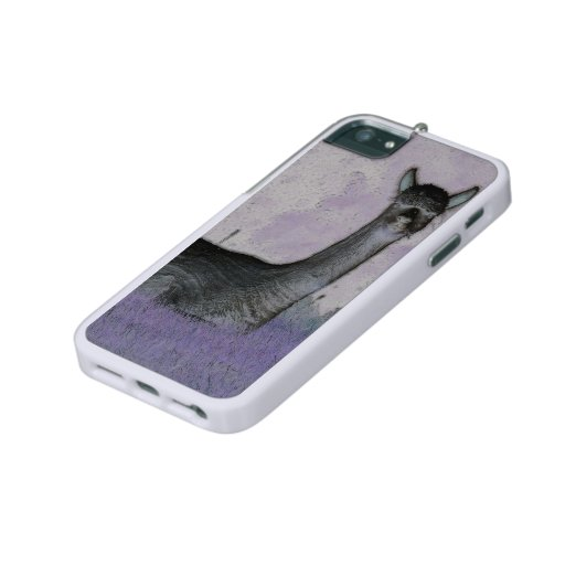 Wherrell Cute Alpaca Digital Art Case For Iphone 55s : Beautiful ...