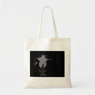 © P Wherrell Cute lovable impressionist sheep Canvas Bags