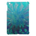 © P Wherrell Dolphin circle digital painting iPad Mini Cases