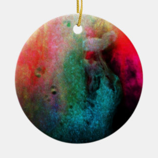 © P Wherrell Enchantment inspirational Fine art Ceramic Ornament
