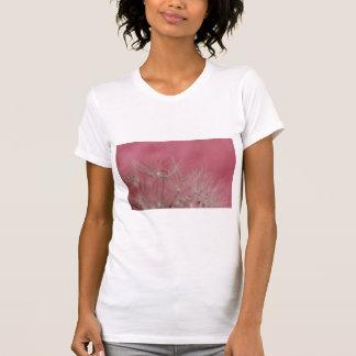 © P Wherrell Girly pink photo dandelion seeds Shirt