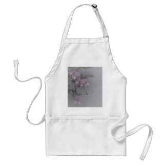 © P Wherrell Gorgeous stylish pale pink clematis Adult Apron