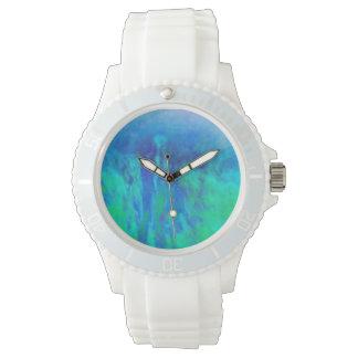 © P Wherrell  Impression Fine art photo spring bud Wrist Watch