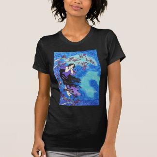© P Wherrell inspirado por Alfonso Mucha Camisetas