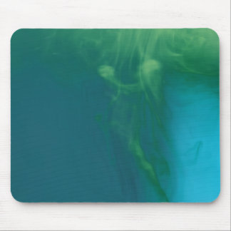 © P Wherrell Mermaid underwater abstract figure Mouse Pad