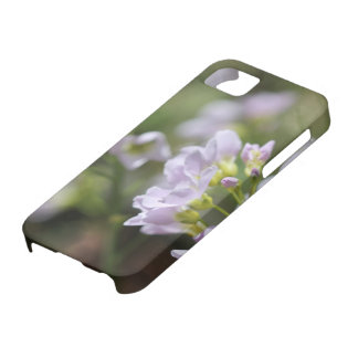 © P Wherrell Pretty flowers Lady's smock photo iPhone 5 Cases