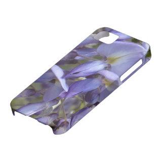 © P Wherrell Purple wisteria fine art photo iPhone 5 Cover