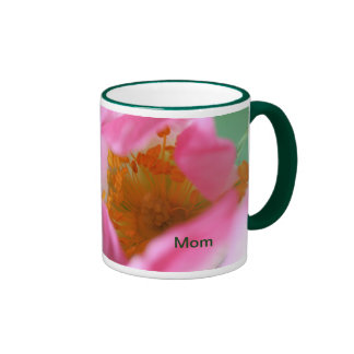© P Wherrell Stylish dreamy dog rose pink flower Mug