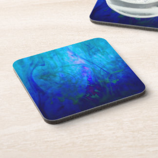 © P Wherrell Summer dreams impressionist photo Beverage Coaster