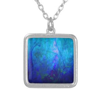© P Wherrell Summer dreams impressionist photo Custom Necklace