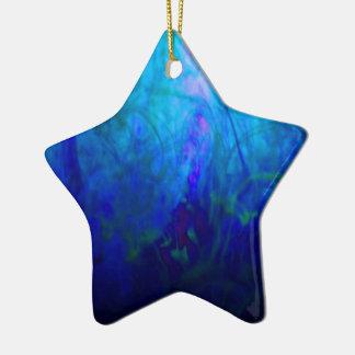 © P Wherrell Summer dreams impressionist photo Christmas Ornament