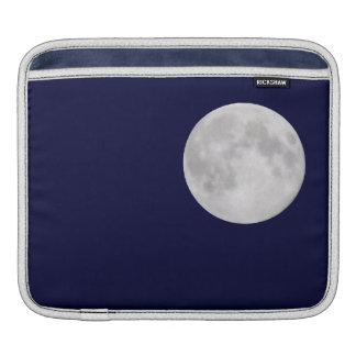 © P Wherrell Trendy full moon astrology photo iPad Sleeve