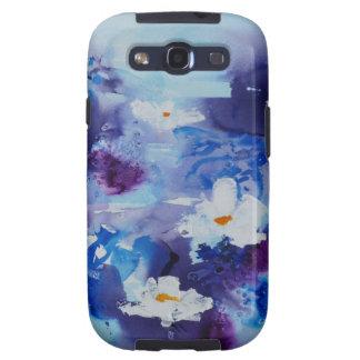 © P Wherrell Waterlilies Samsung Galaxy S3 Cárcasa