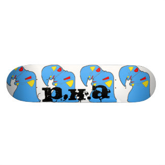 P.X.A Ghosts oooooh o.O Skateboard