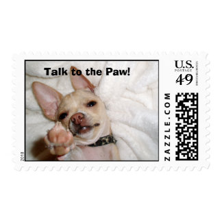 PA220403, Talk to the Paw! Postage