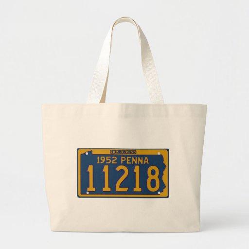 PA52 CANVAS BAG
