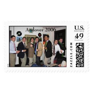 PA 2006, Andover 2006 Sellos