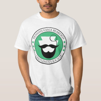 PA Bearded Gentlemen's Societ-Tee T-Shirt