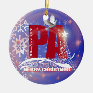 PA CHRISTMAS ORNAMENT PHYSICIAN ASSISTANT