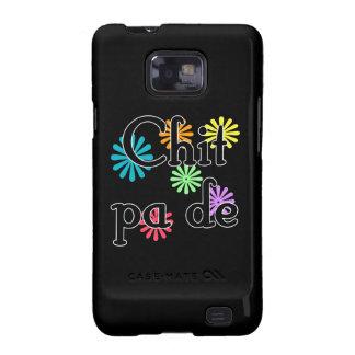 PA de - birmano del Chit - te amo (3) Flowers.png Samsung Galaxy S2 Funda