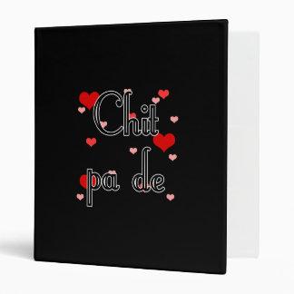 "PA de - birmano del Chit - te amo (4) corazones Carpeta 1"""