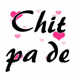 PA de - birmano del Chit - te amo Hearts.png Fotoescultura Vertical