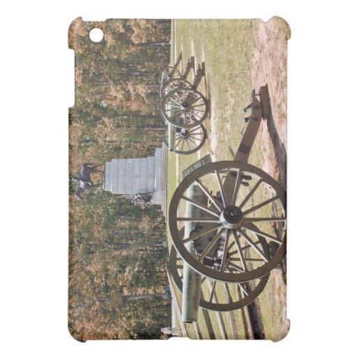 PA de Gettysburg de los cañones del campo de batal