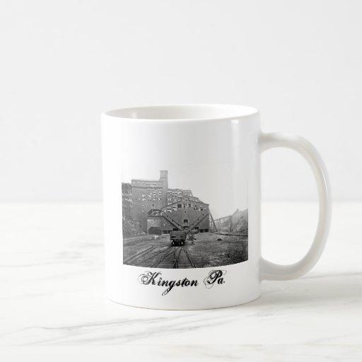 PA de Kingston del triturador del carbón de Taza De Café