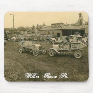 PA de la Wilkes-Barra de la construcción de Goerin Alfombrillas De Ratón