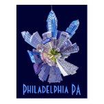 PA de Philadelphia Postal