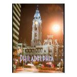 PA de Philadelphia Tarjeta Postal