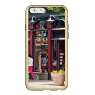 PA de Pittsburgh - El dar un paseo a lo largo de Funda Para iPhone 6 Plus Incipio Feather Shine