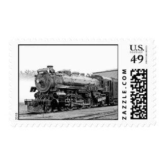 PA de Scranton del ferrocarril del DL y de W. Sello Postal