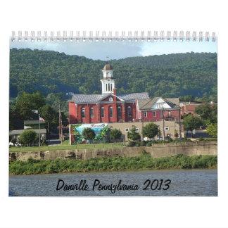 PA del ~Danville del calendario