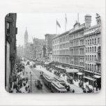 PA del St. Philadelphia de 1904 mercados. Mousepad Alfombrilla De Ratón