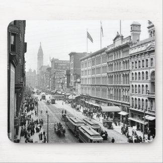 PA del St Philadelphia de 1904 mercados Mousepad Alfombrilla De Ratón
