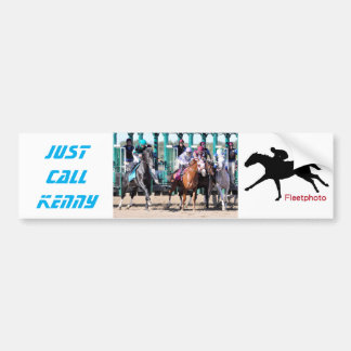Pa. Derby Champion Stakes Bumper Sticker