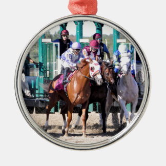 Pa. Derby Champion Stakes Metal Ornament