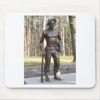 Pa Grand Canyon CCC Statue Closeup.JPG Mouse Pad