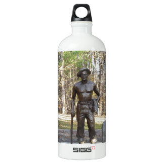 Pa Grand Canyon CCC Statue.JPG Water Bottle
