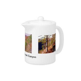 Pa Grand Canyon Teapot