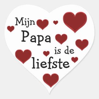 Pa is the dearest sticker