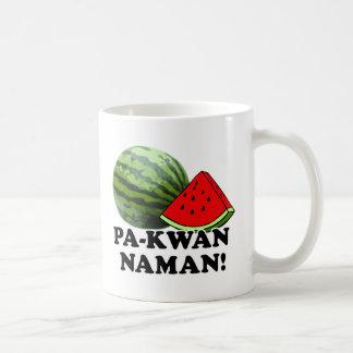 PA-kwan Naman Tazas De Café