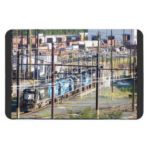 PA meridional de Harrisburg de la yarda del ferroc Imán