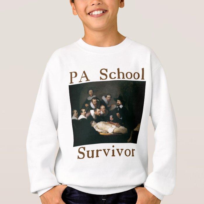 PA School Survivor Sweatshirt