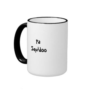 Pa Squidoo - Mug